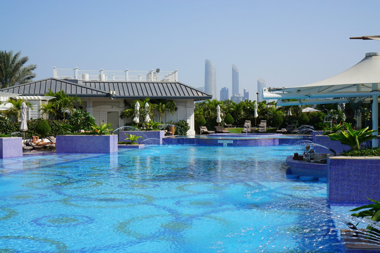 Nation Riviera Beach Club Abu Dhabi