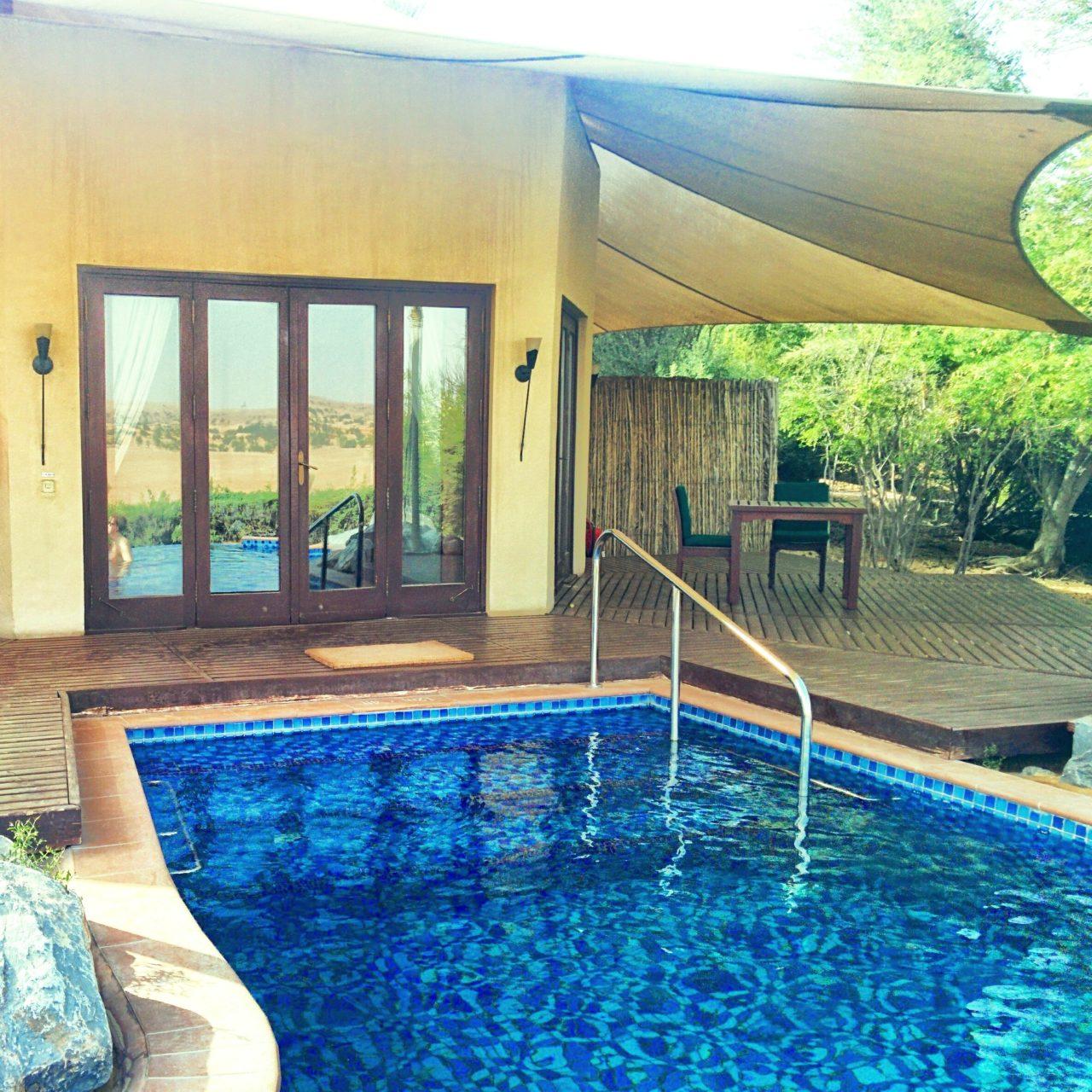 Al Maha Dubai Pool