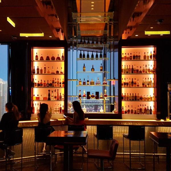 Mandarin Oriental Bar Las Vegas