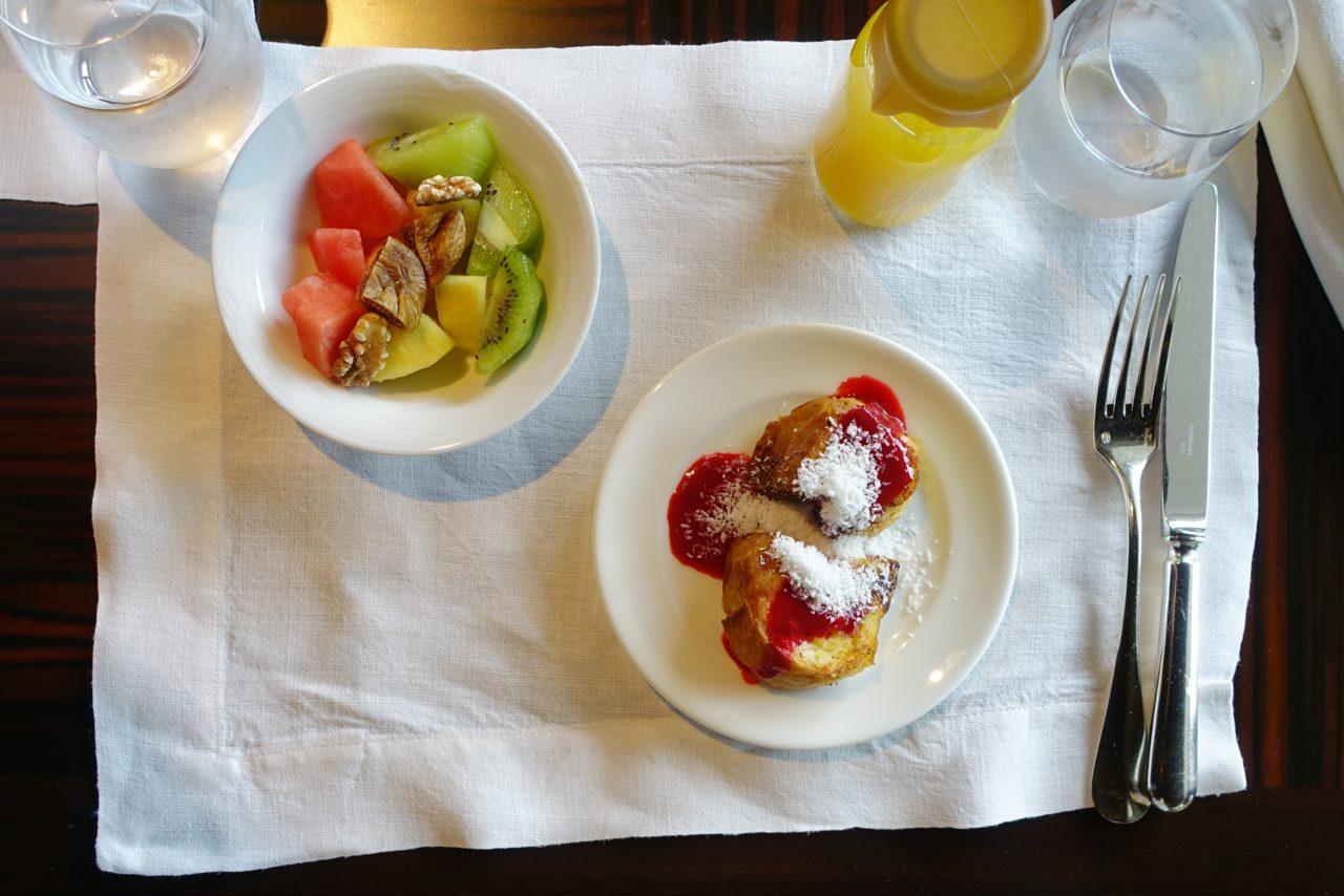 Ritz Carlton Okinawa Breakfast Gusuku