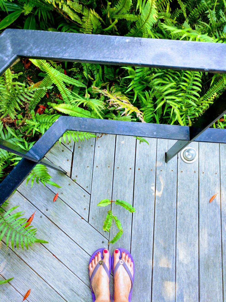 Ritz Carlton Okinawa Flip Flops