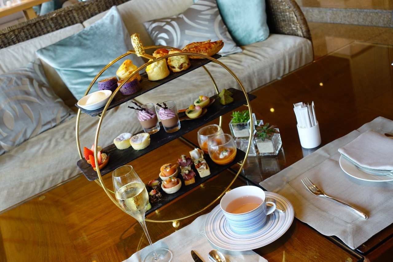 Ritz Carlton Okinawa Afternoon Tea