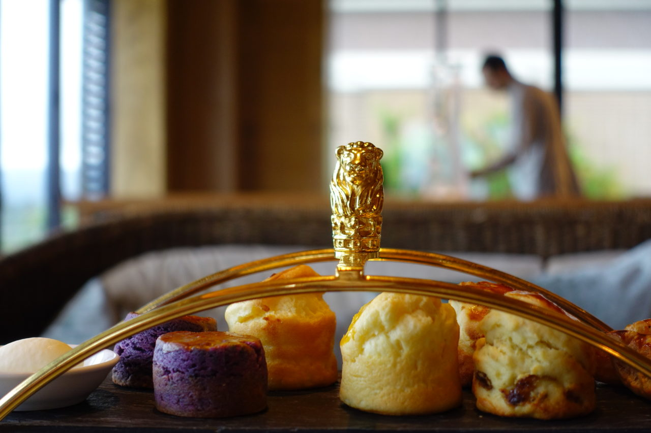 Ritz Carlton Okinawa Afternoon Tea Details