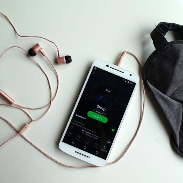 Music Sleep Plane Spotify