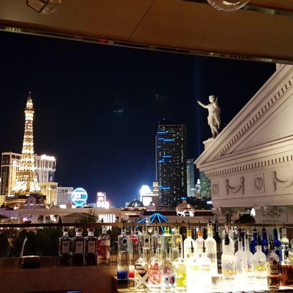 Las Vegas Omnia rooftop bar