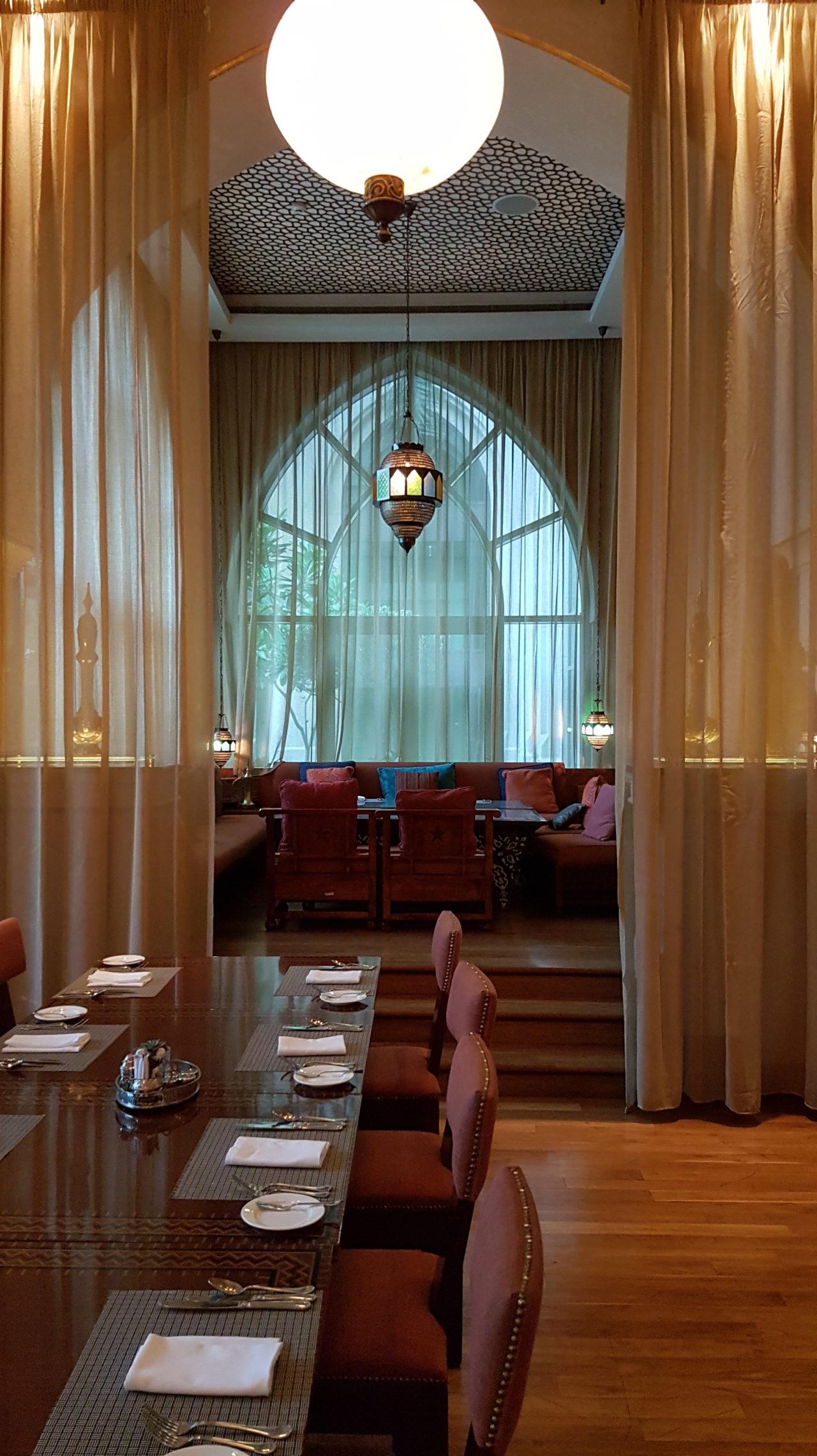 Ewaan Restaurant Dubai