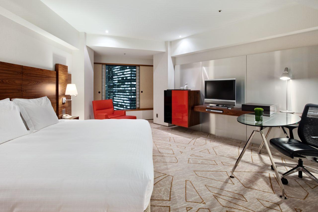 Deluxe Room Hilton Tokyo