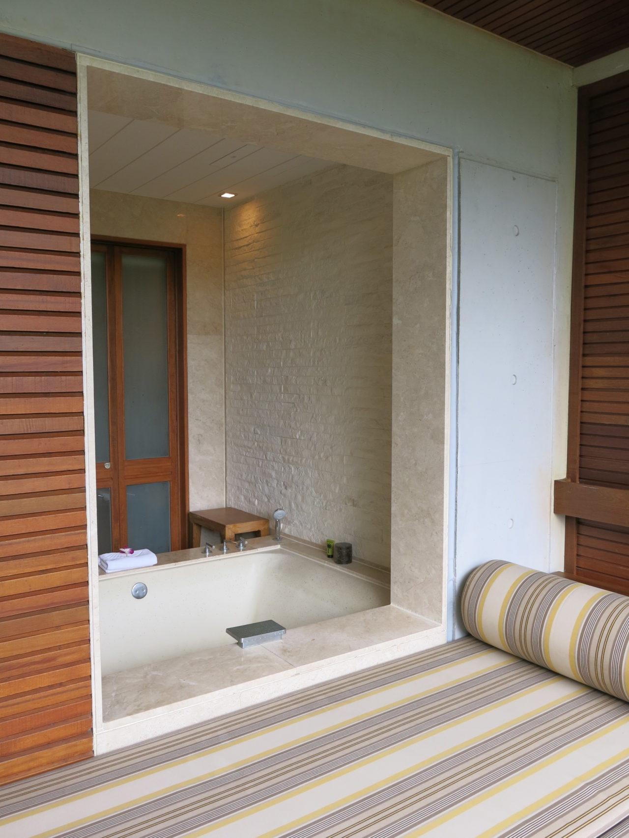 Mandarin Oriental Sanya Balcony
