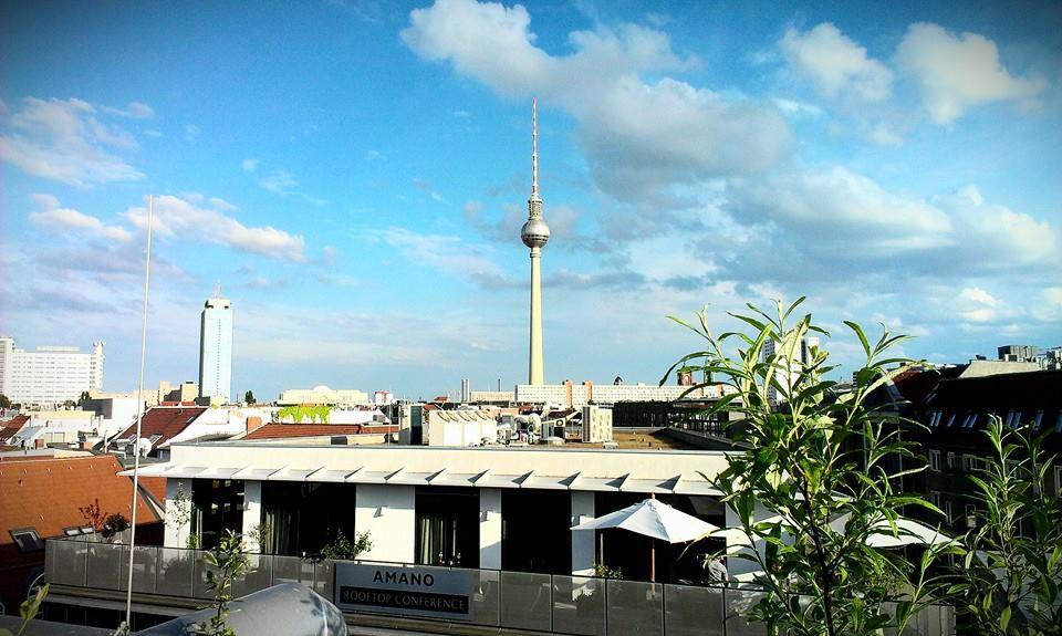 Amano Rooftop Berlin