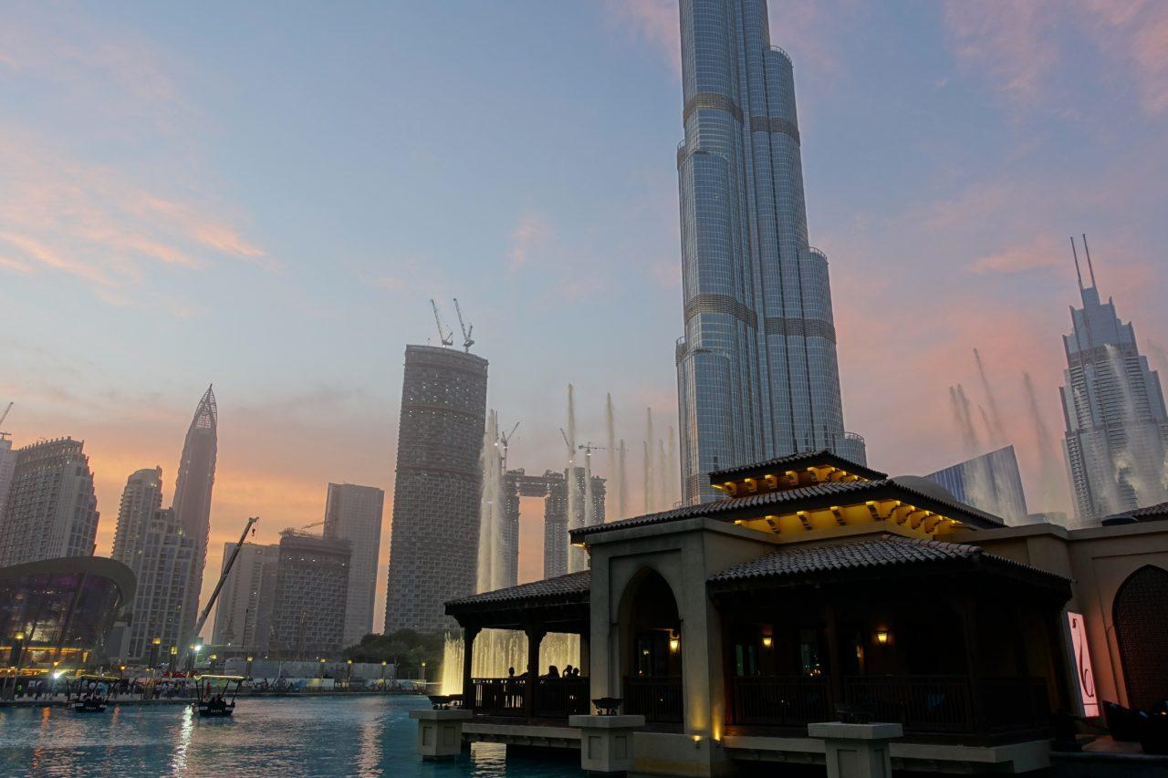 Thiptara Restaurant Dubai