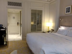 The Langham Deluxe City View Room