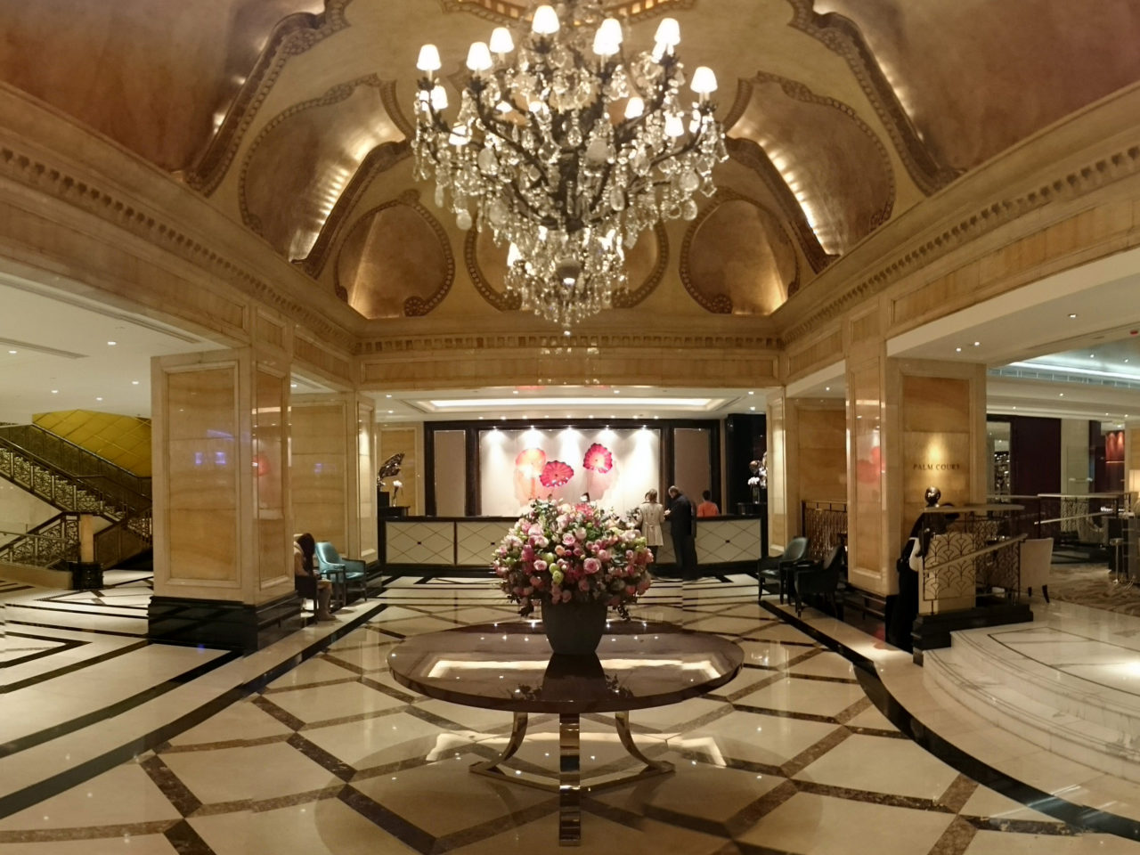 The Langham Hong Kong Lobby