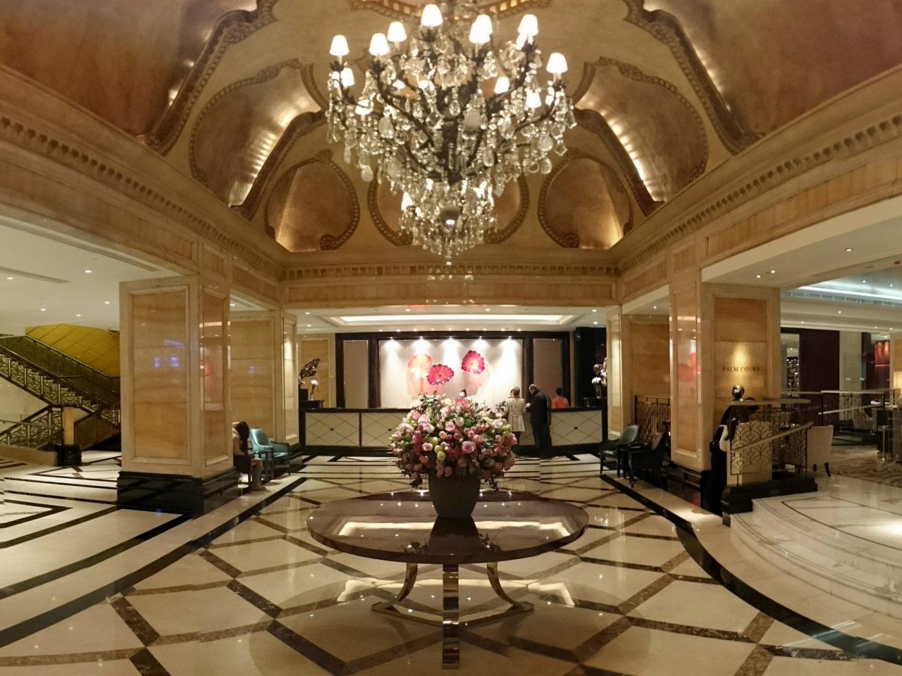 The Langham Hong Kong Lobby