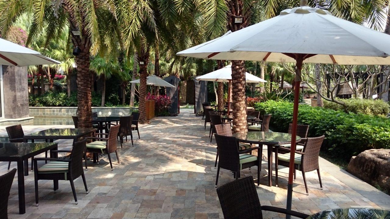Pavilion Restaurant Mandarin Oriental Sanya