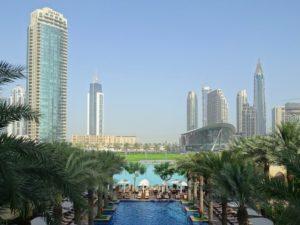 Palace Downtown Dubai Hotel