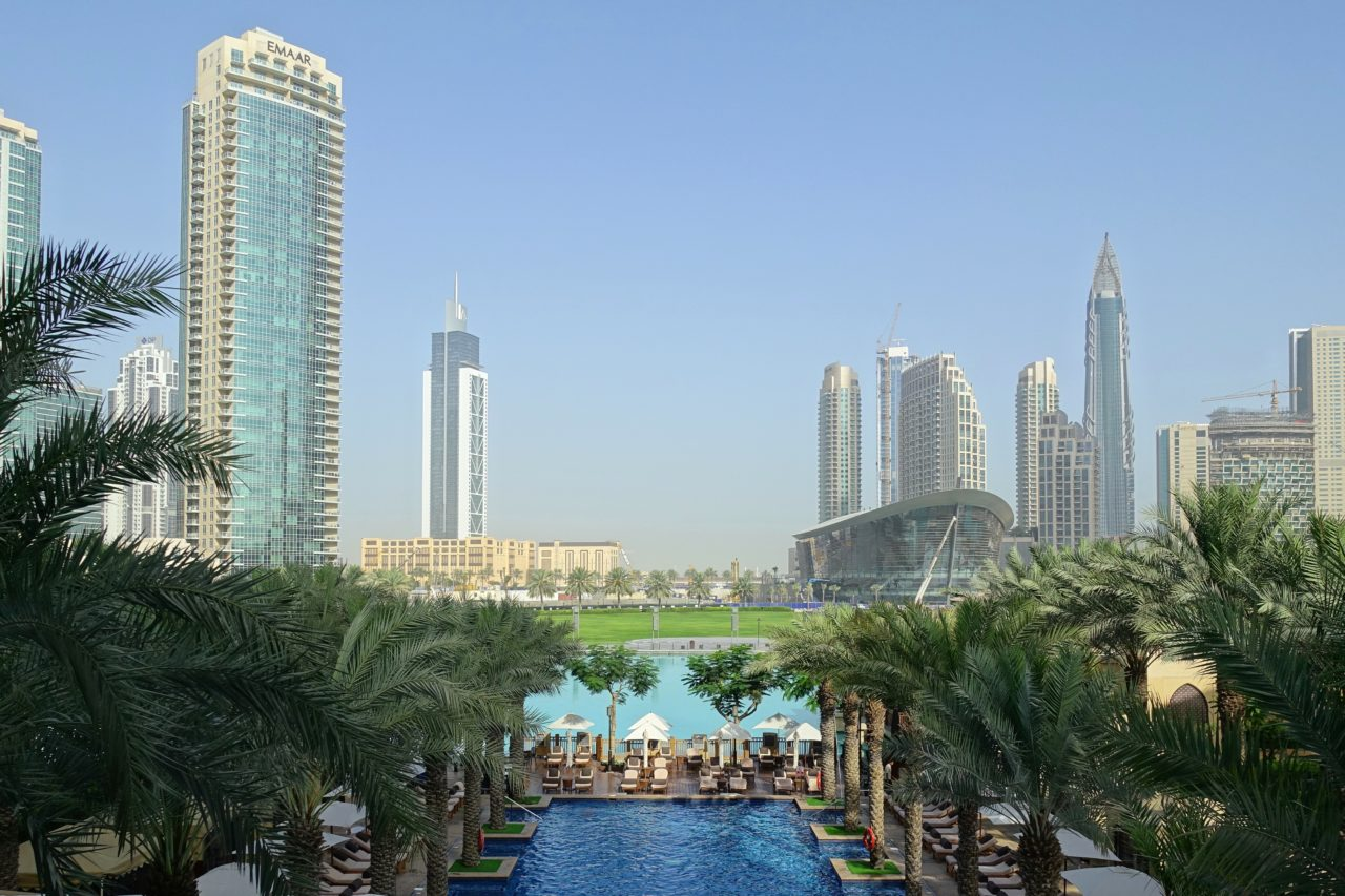 Palace Downtown Dubai Hotel