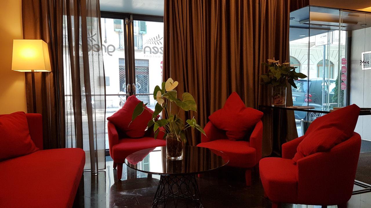 Milano Scala Hotel Lobby