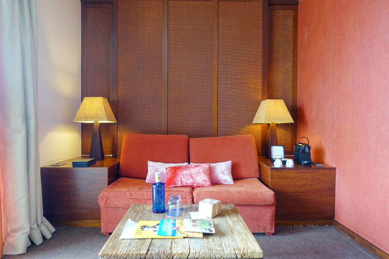 Sheraton Gran Canaria Deluxe Suite