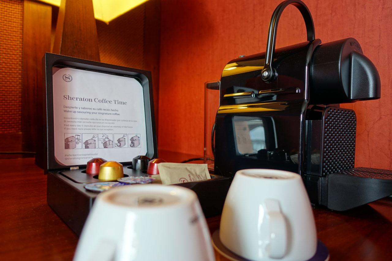Sheraton Gran Canaria Nespresso