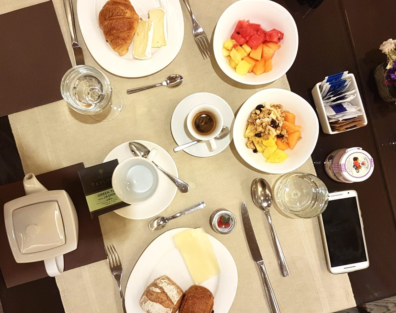 Hotel Milano Scala Breakfast