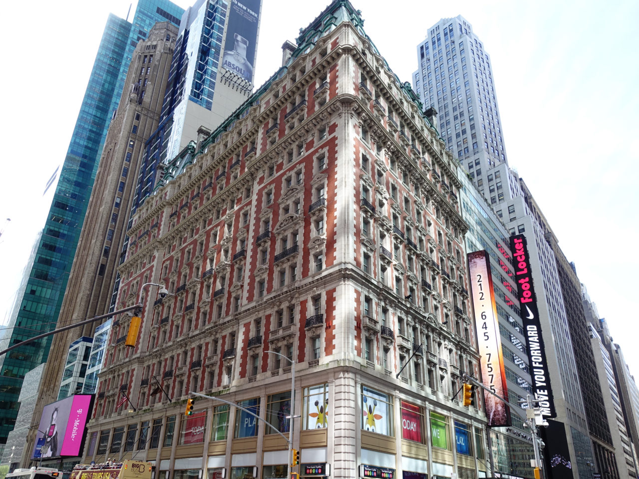 Trade In Deals New York Hotel Hotels