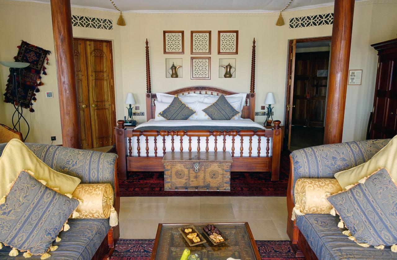 Al Maha beduin suite