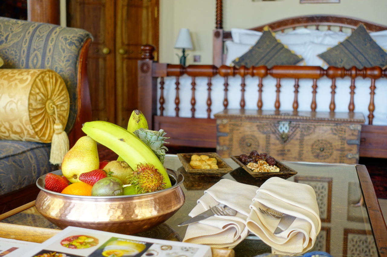 Al Maha room