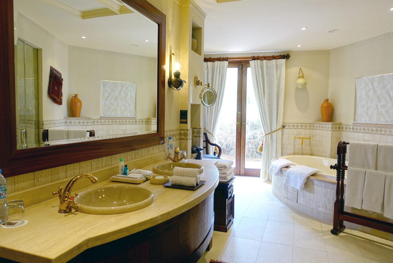 Al Maha bathroom