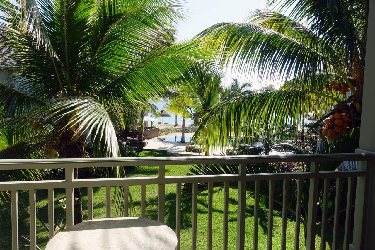 St. Regis Mauritius Balcony