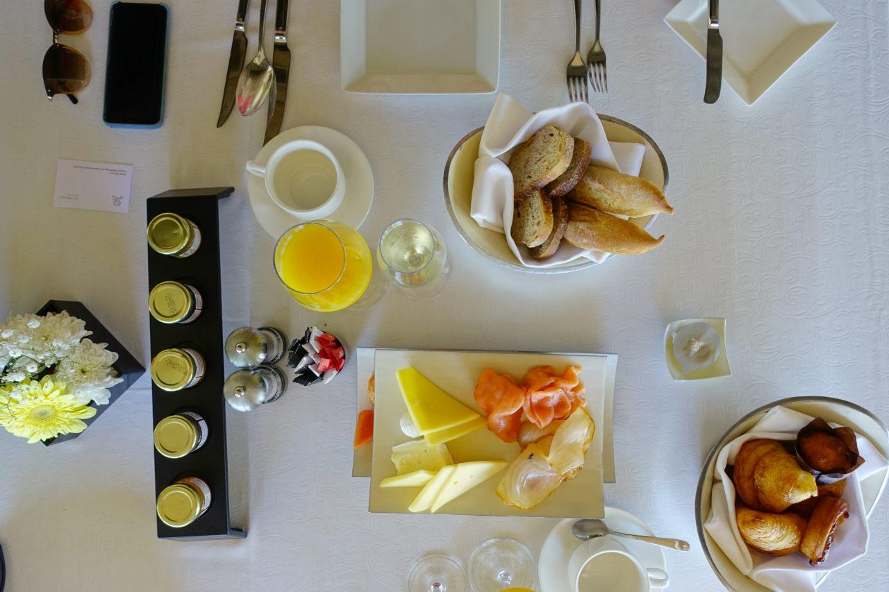 SPg Platinum Breakfast St. Regis Mauritius