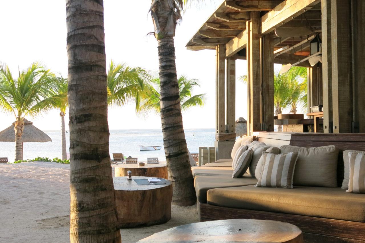 Boathouse Bar Mauritius