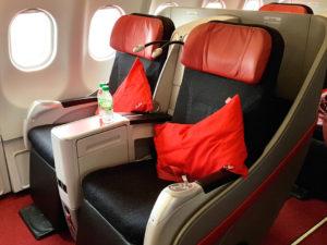 Air Asia Premium Flatbed