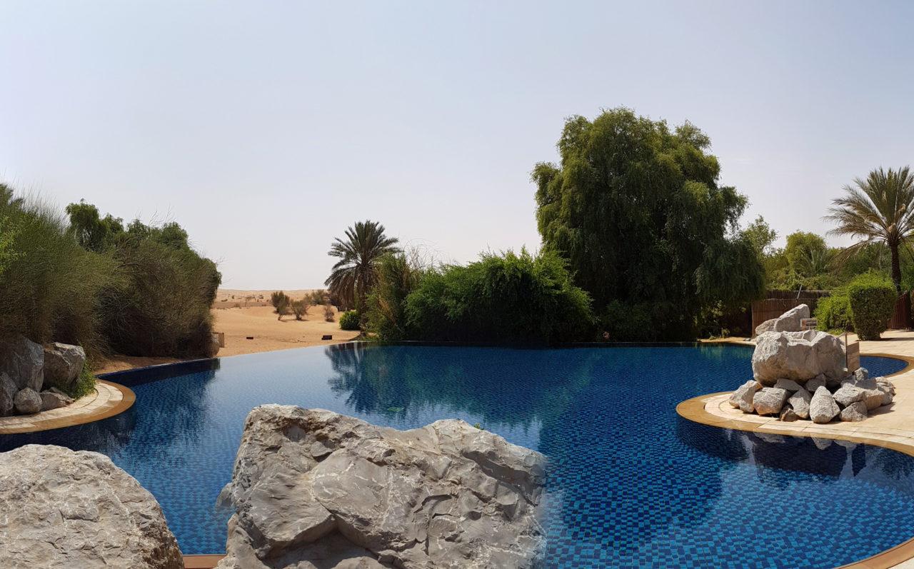 Al Maha Spa Pool