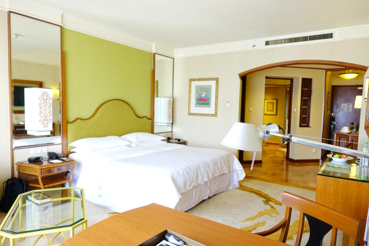 Sheraton Kuala Lumpur Club Room