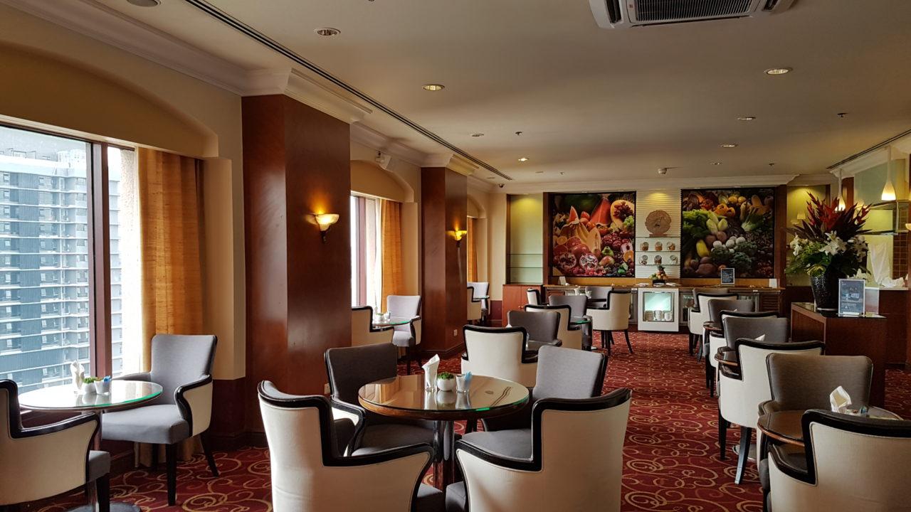Sheraton Kuala Lumpur Club Lounge