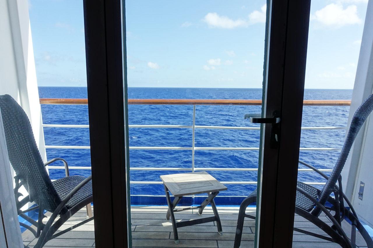 Veranda Suite deck