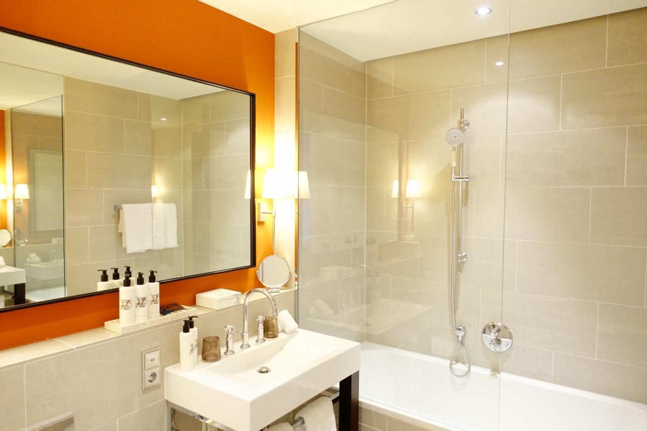 Bathroom Zoo Berlin hotel