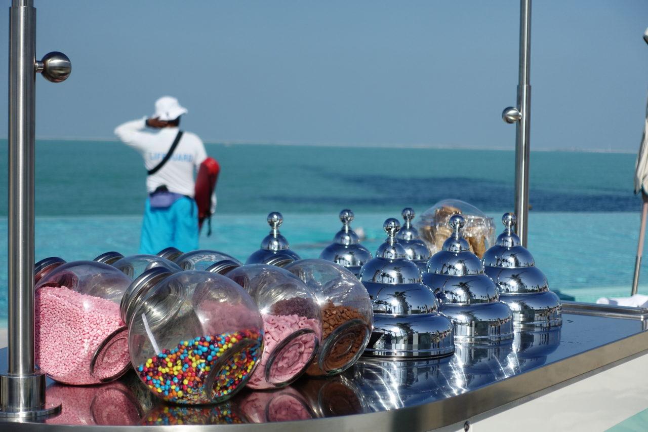 Burj Al Arab food