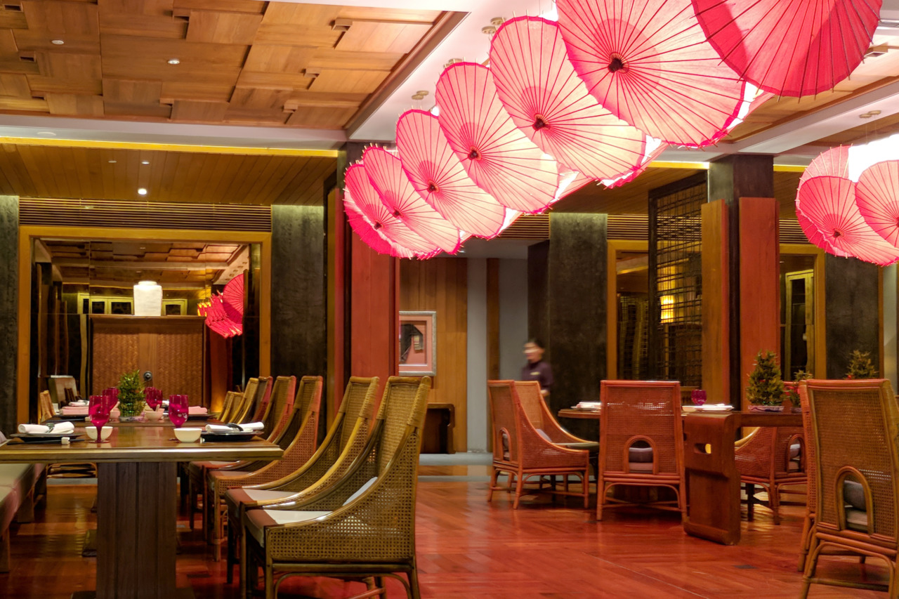 Yi Yang Restaurant Mandarin Oriental Sanya