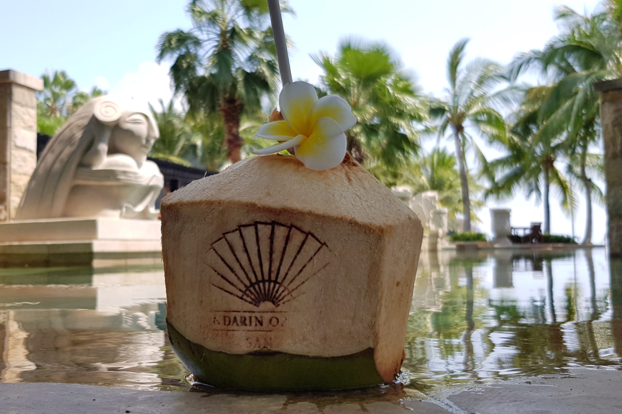 Mandarin Sanya Coconut