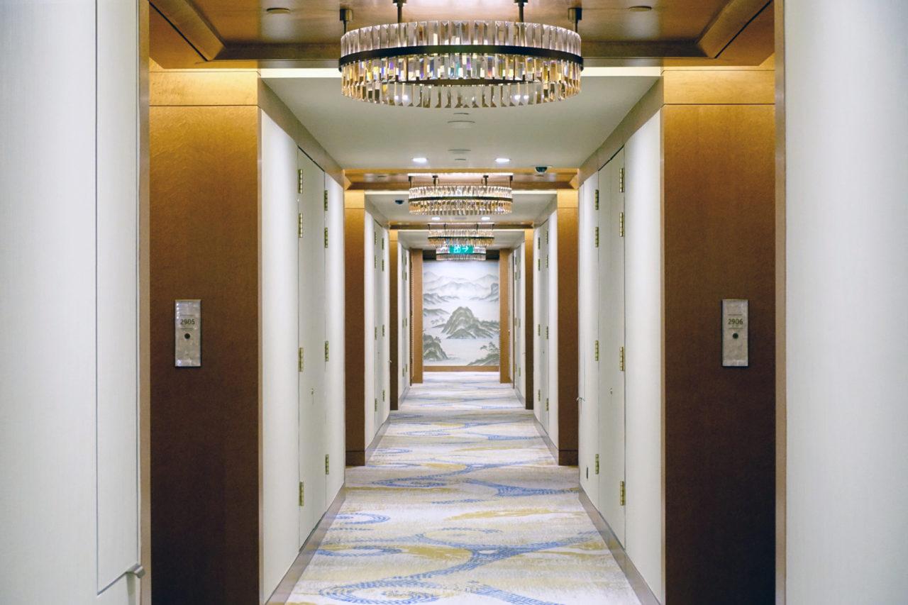 St. Regis Macao Hotel Floor