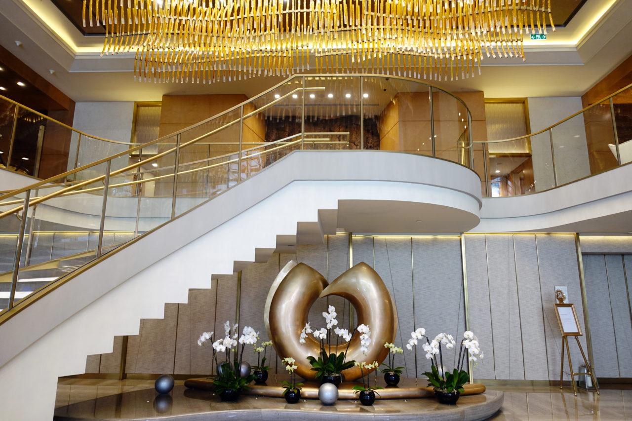 St. Regis Macao lobby