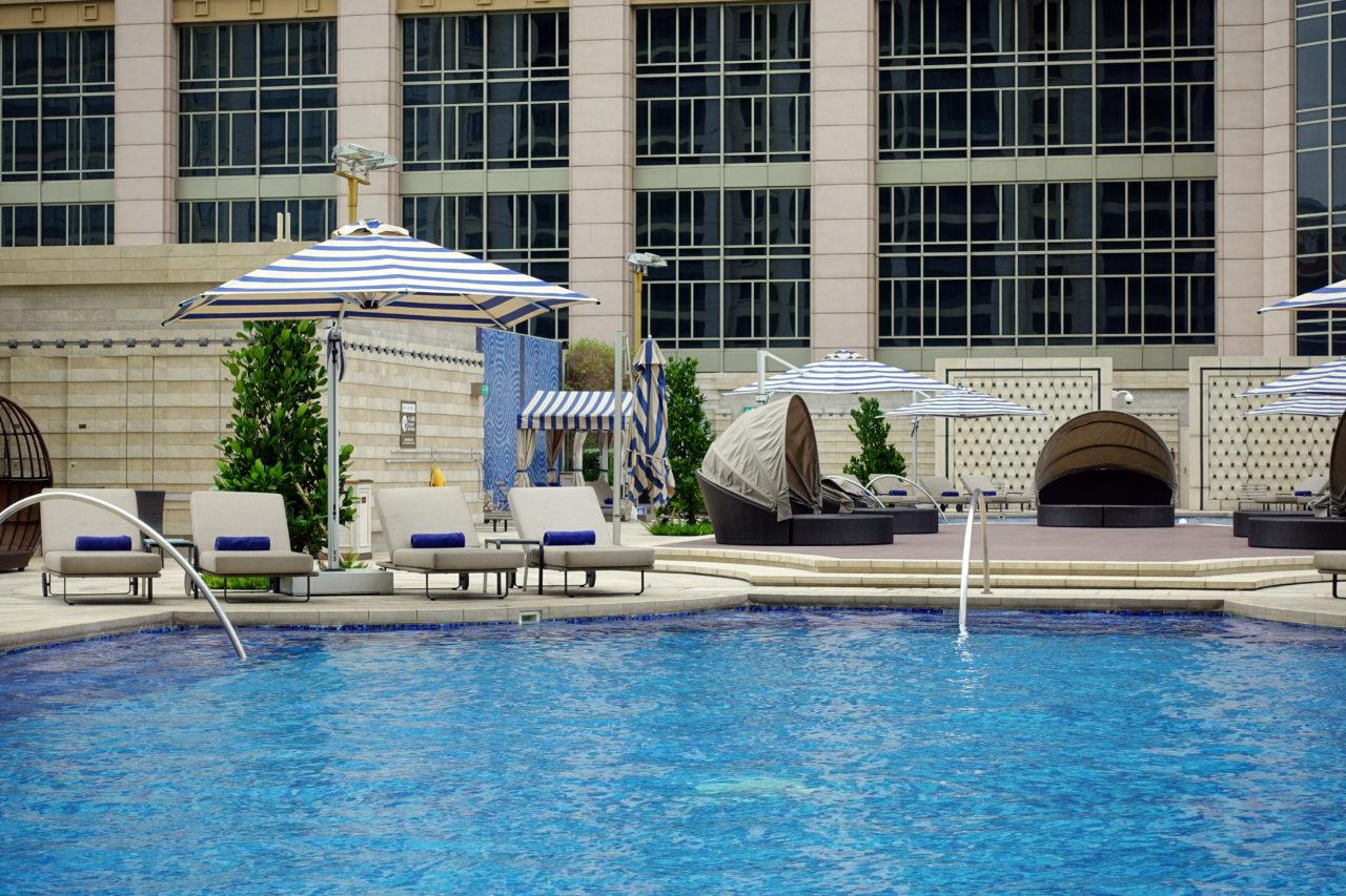 St. Regis Macao pool