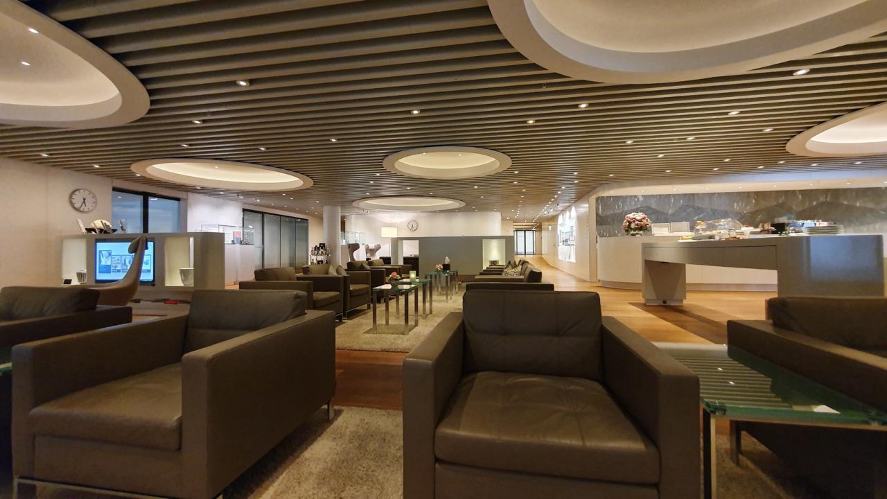 Zurich ZRH VIP service lounge