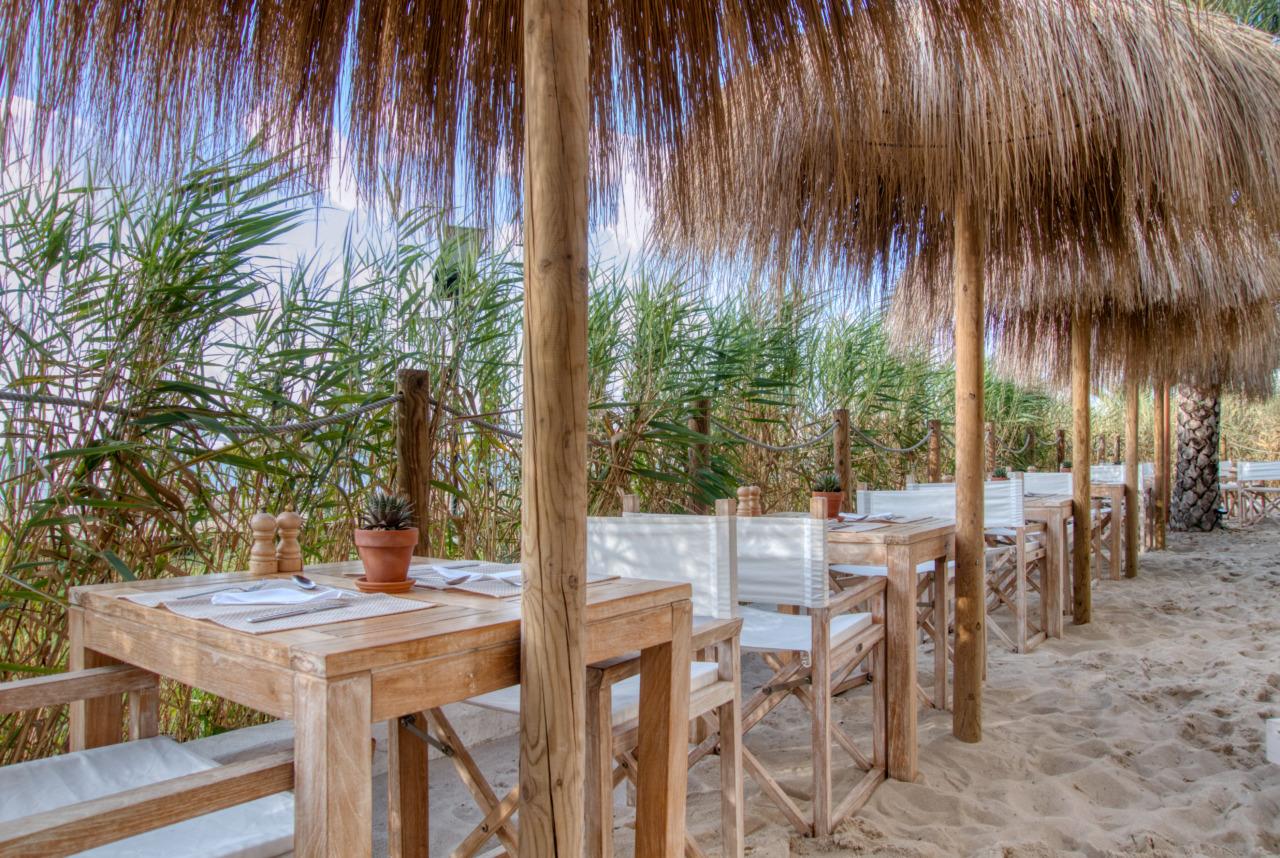 Nobu Ibiza Chambao breakfast