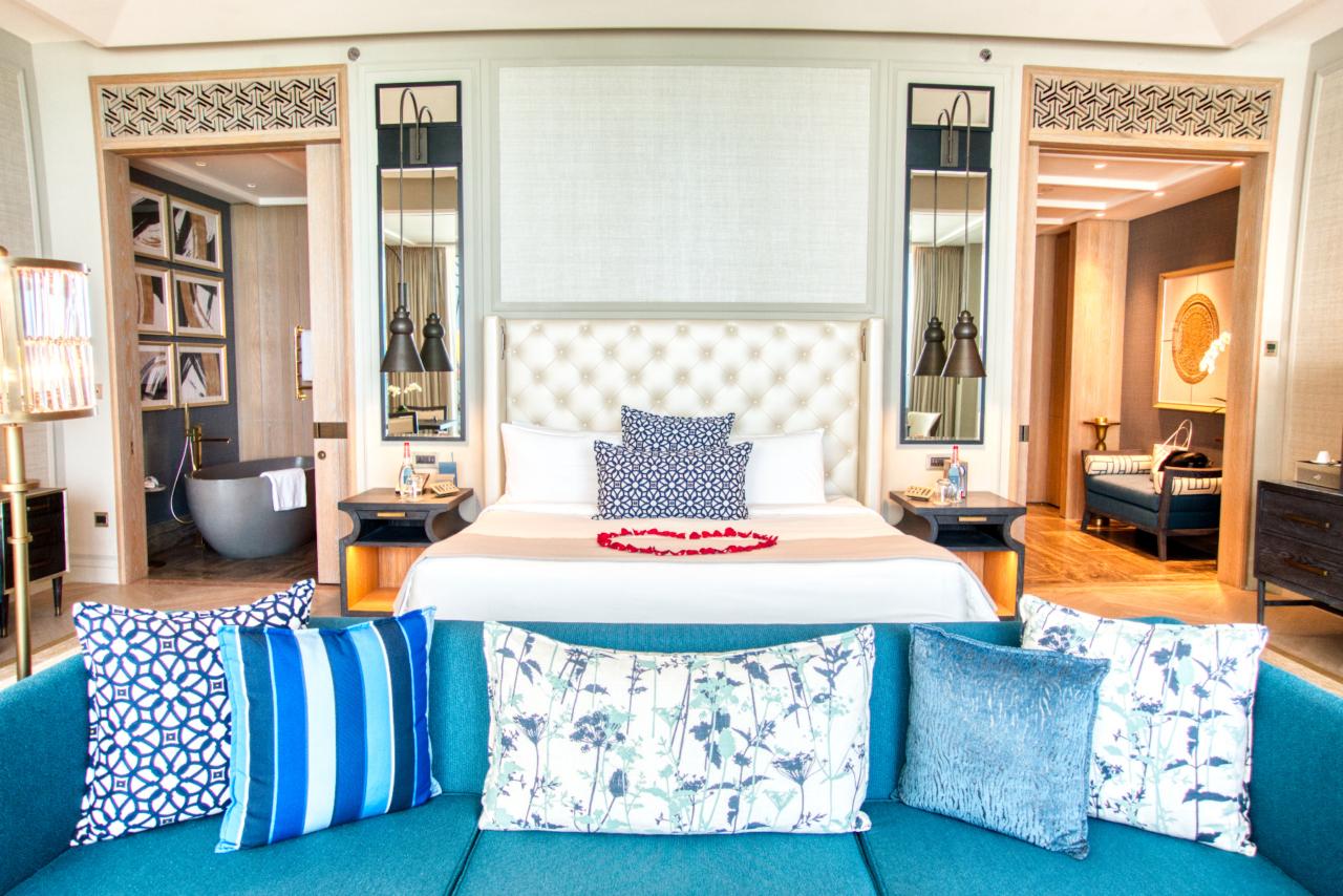 Mandarin Oriental Dubai Junior Suite