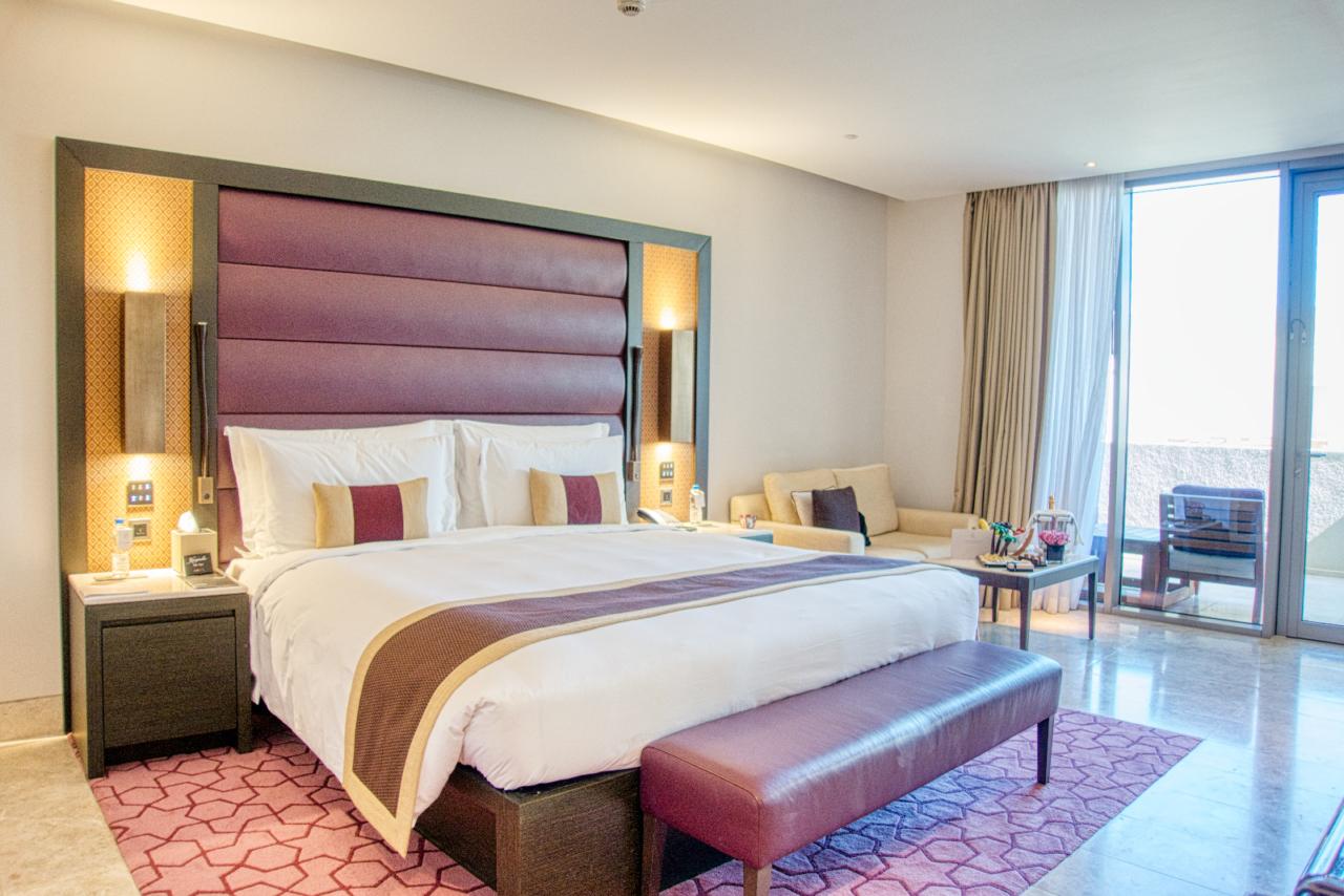 Deluxe Resort View Room Kempinski Muscat Oman