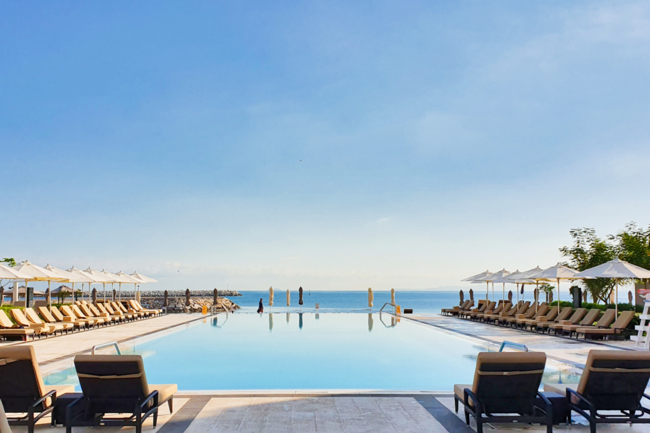 Kempinski Muscat Hotel Review