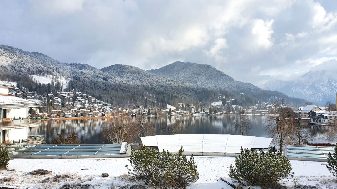 Tegernsee room view