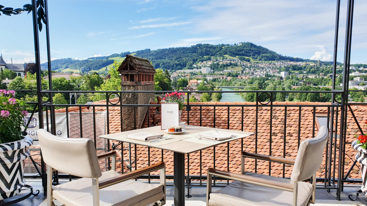 Bellevue Palace Bern Hotel Review